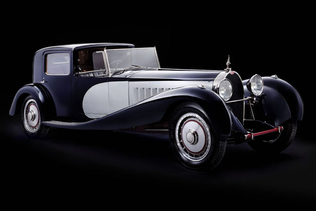 Bugatti : une berline électrique en préparation ?