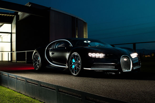 Bugatti présente un étrier de frein réalisé en impression 3D