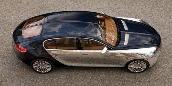 Feu vert pour la Bugatti Galibier ?