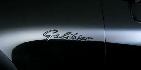La Bugatti Galibier en vidéo