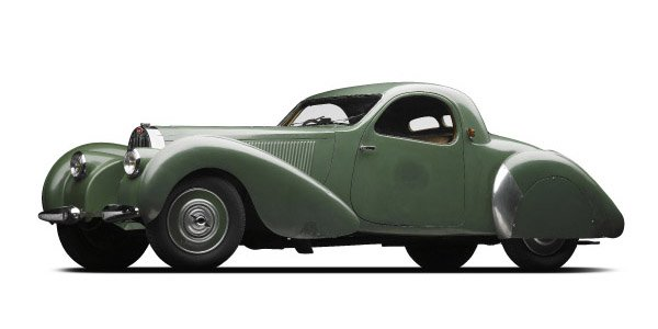 Deux Bugatti Type 57 exclusives à Essen