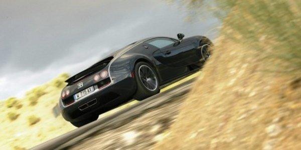 Une Bugatti Veyron à votre image