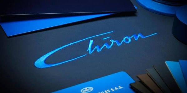 Bugatti Chiron : 467 km/h en pointe ?