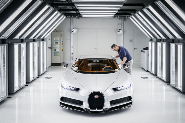Bugatti : Wolfgang Dürheimer évoque l'après-Chiron