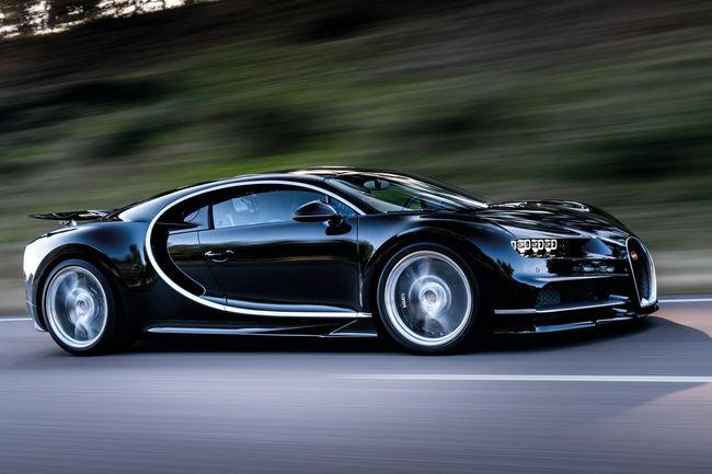 A vendre : Bugatti Chiron d'occasion