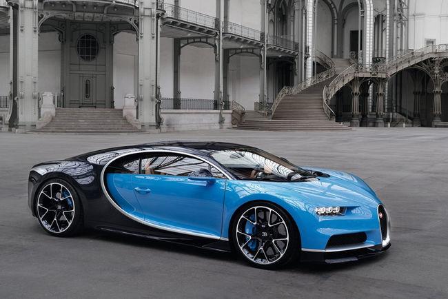 Bugatti Chiron Lego Technic : présentation le 1er juin