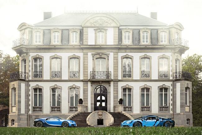 LEGO Technic : la Bugatti Chiron est arrivée