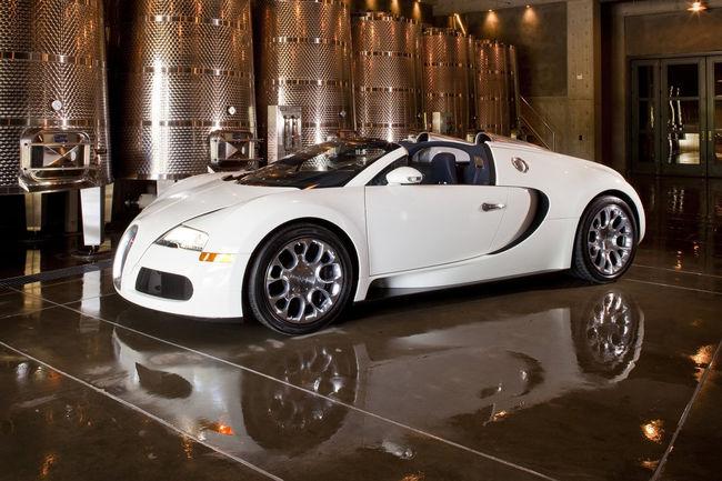 Pas de version découvrable pour la Bugatti Chiron