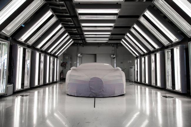 La 200ème Bugatti Chiron quitte les ateliers de Molsheim