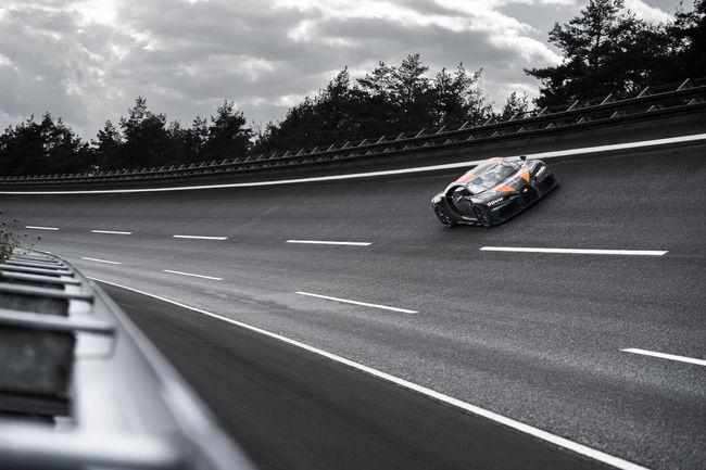 Bugatti Chiron : la vidéo du record