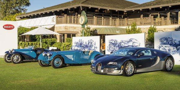 Un premier teaser pour la Bugatti Chiron