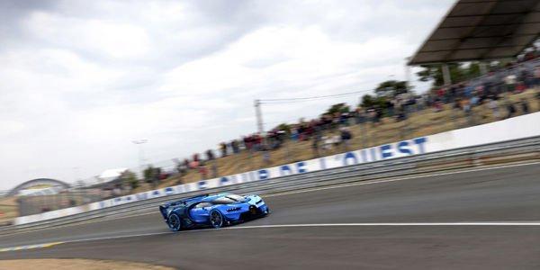 Vision GT: les Bugatti et Hyundai N 2025 en action