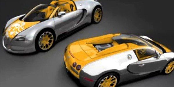 Bugatti rend hommage à Bijan Pakzad