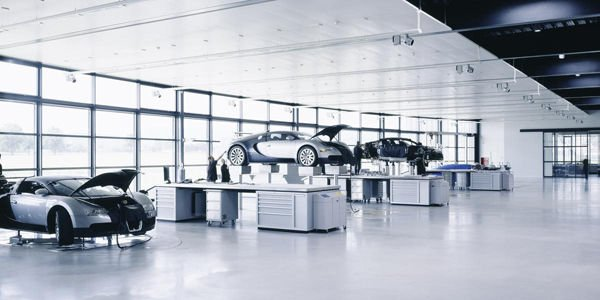 Bugatti intègre le Comité Colbert