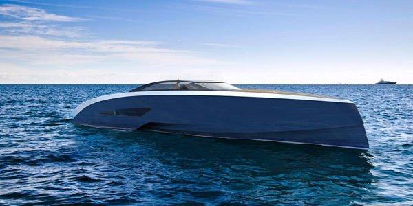 Bugatti et Palmer Johnson créent le yacht Niniette
