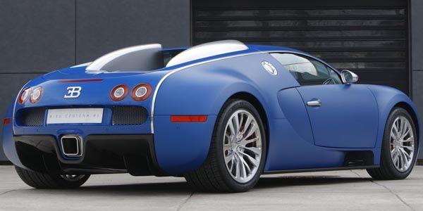 Bugatti s'expose à Rétromobile