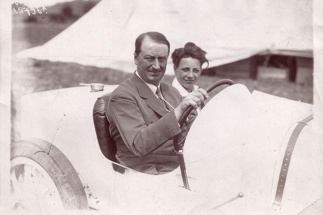 Bugatti Type 35 : icône au palmarès inégalé