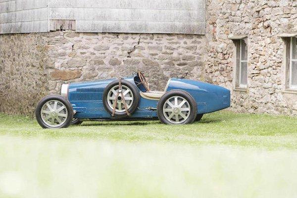 Une Bugatti Type 51 aux enchères Bonhams
