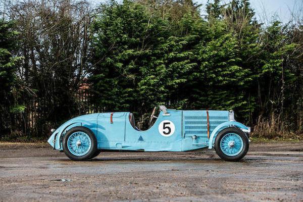 Bonhams : une Bugatti Type 57T à Paris