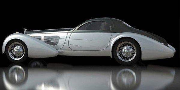 Delahaye ré-invente la Bugatti Type 57S