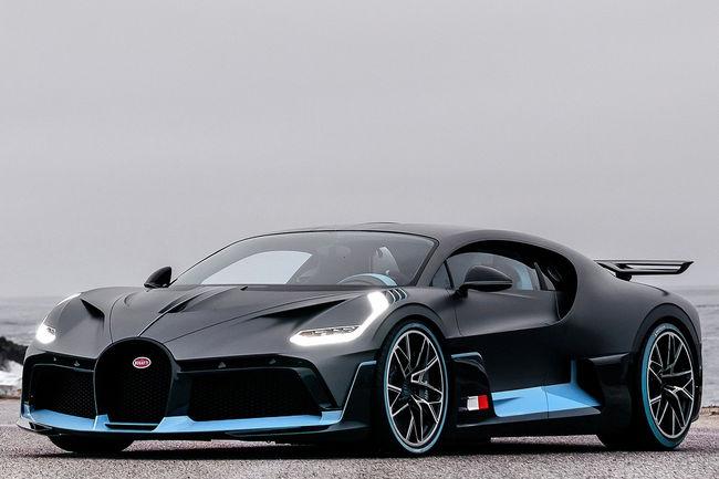 Bugatti va abandonner son bloc W16