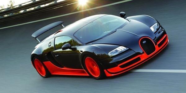 Une Bugatti Veyron Hybride en préparation ?