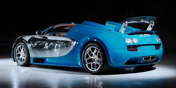 La Bugatti Veyron bientôt épuisée