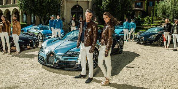 Une collection ultra-exclusive pour les Légendes de Bugatti