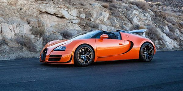 La Bugatti Veyron bientôt sold-out