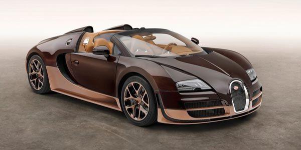 La dernière Bugatti Veyron présentée à Genève