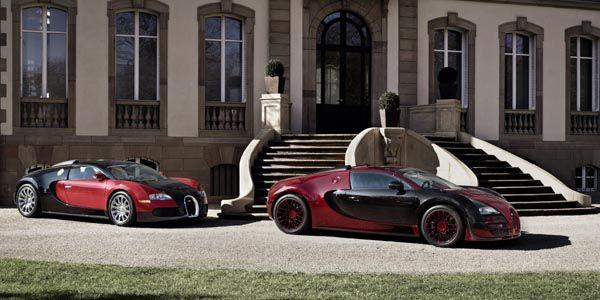 Bugatti Veyron La Finale : la voilà