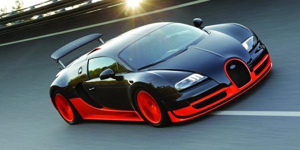 Dix ans de Bugatti Veyron en trois minutes