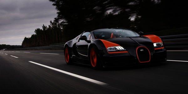 A vendre : Bugatti Veyron Grand Sport Vitesse WRC