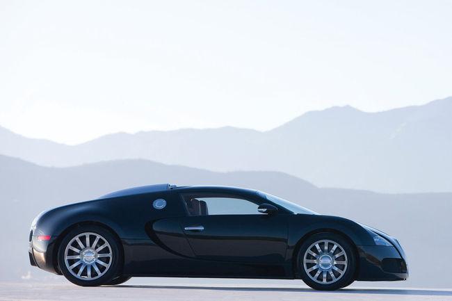 Nouveau programme de maintenance pour la Bugatti Veyron