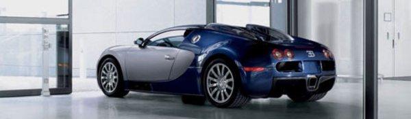 Bugatti Veyron : l'incroyable succès