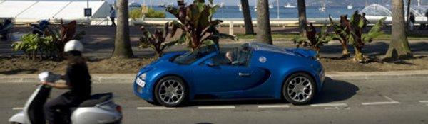 Bugatti Veyron Grand Sport : c'est parti