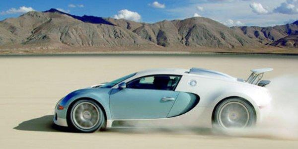 Bugatti pousse encore la Veyron