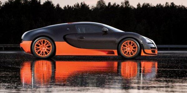 Bugatti lance la Veyron Super Sport
