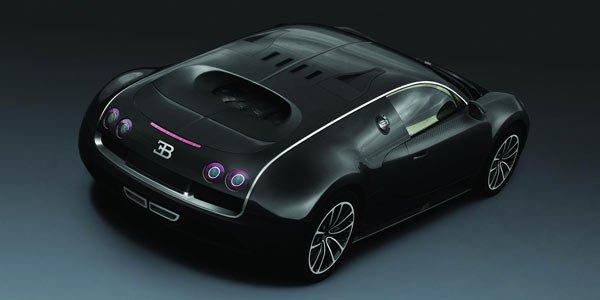 Bugatti Veyron : énième série spéciale