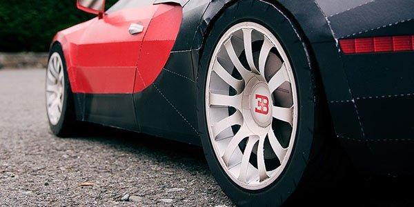 Une Bugatti Veyron bon marché