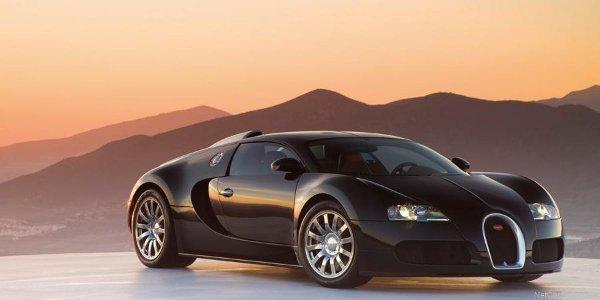 La future Bugatti Veyron : hybride ?