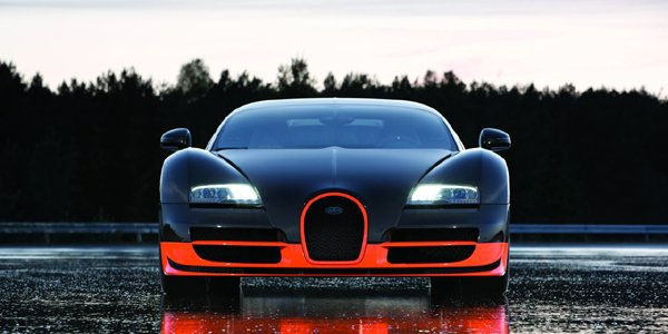 Une super Bugatti Veyron à 1 600 ch ?