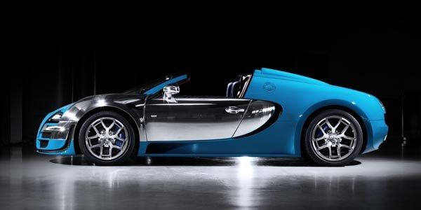 Bugatti Veyron 16.4 Meo Costantini