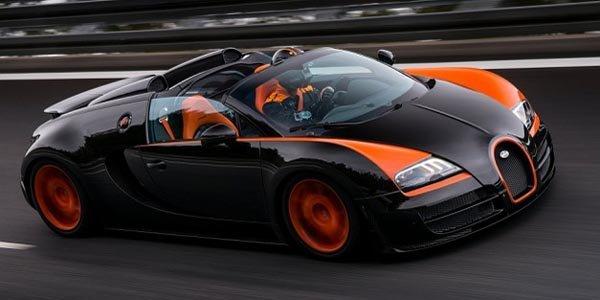 Genève 2014 : nouvelle légende Bugatti