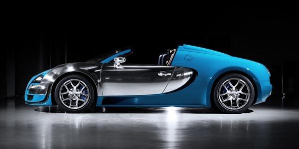 Succès des Légendes de Bugatti