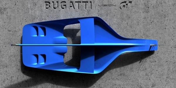Concept Bugatti Vision Gran Turismo : il arrive