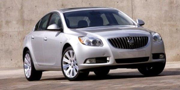 3 nouvelles Buick d'ici 2012