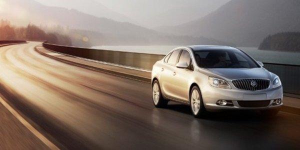 Salon de Detroit : Buick Verano