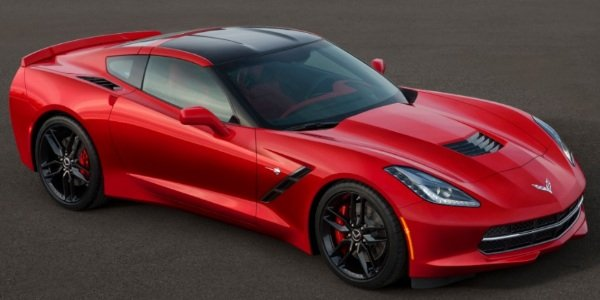 Corvette C7 Stingray : production stable