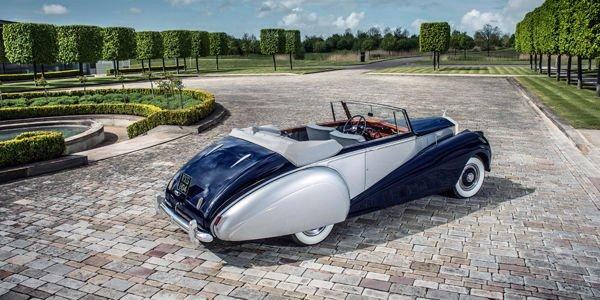 Nouveau cabriolet en vue chez Rolls-Royce : la Dawn